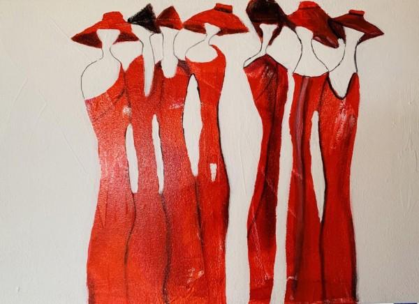 7 VIPs in Rot