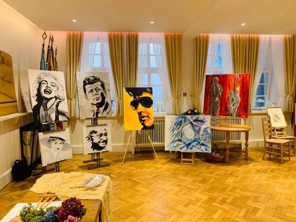 Ausstellung-Trauraum