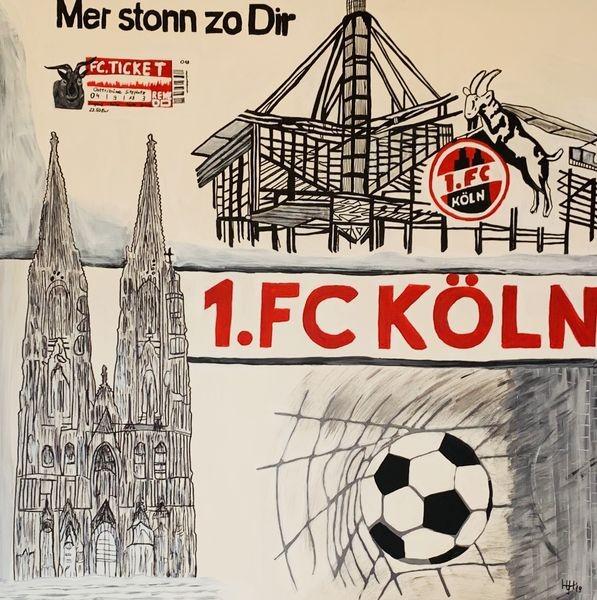 Fan vom 1.FC Köln